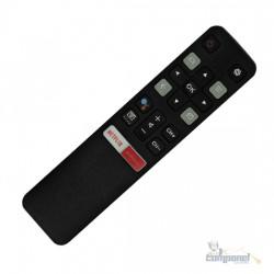 Controle Remoto Para Tv Tcl Android 4k Netflix Sem Comando de Voz Le-9071